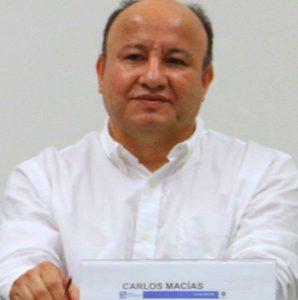 Carlos Macías, editor de Agenda Latinoamericana.