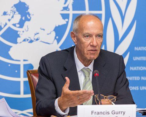 Imagen: Francis Gurry, director general de OMPI (WIPO).